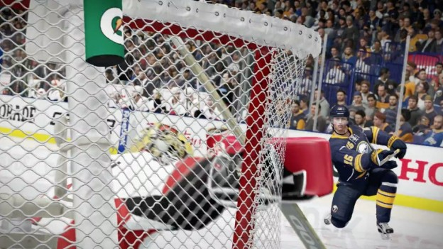NHL 17 Screenshot #28 for Xbox One