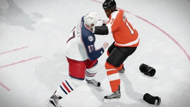 NHL 17 Screenshot #33 for Xbox One