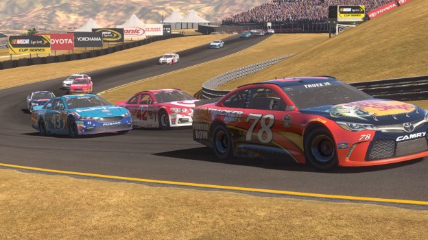 NASCAR Heat Evolution Screenshot #4 for PS4