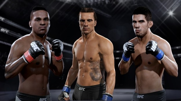 EA Sports UFC 2 Screenshot #100 for PS4
