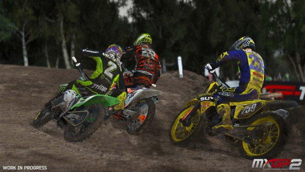 MXGP 2 Screenshot #1 for PS4
