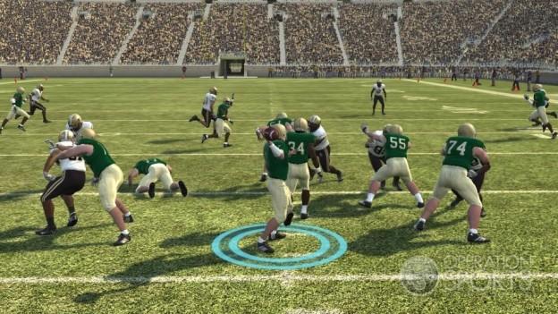 NCAA Football 09 Screenshot #1157 for Xbox 360