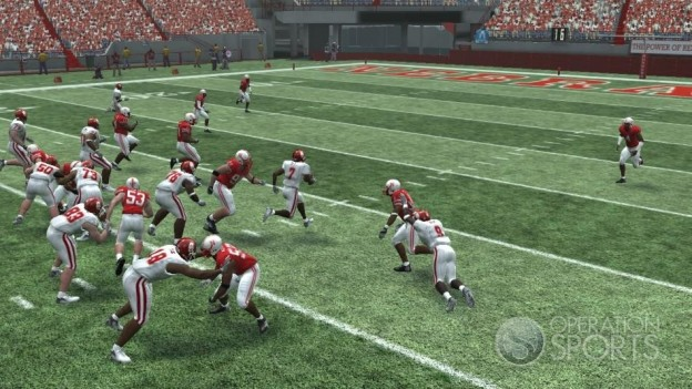 NCAA Football 09 Screenshot #1160 for Xbox 360