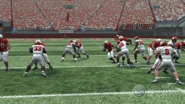NCAA Football 09 Screenshot #1161 for Xbox 360