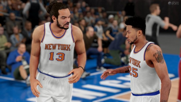 NBA 2K16 Screenshot #553 for PS4
