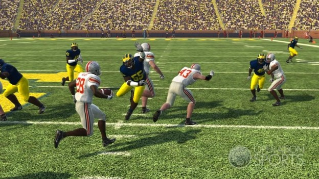NCAA Football 09 Screenshot #1162 for Xbox 360