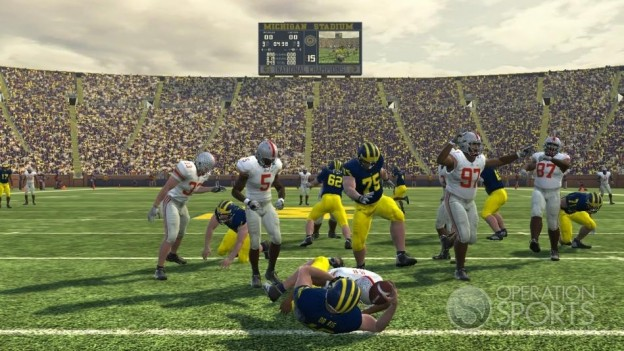 NCAA Football 09 Screenshot #1164 for Xbox 360