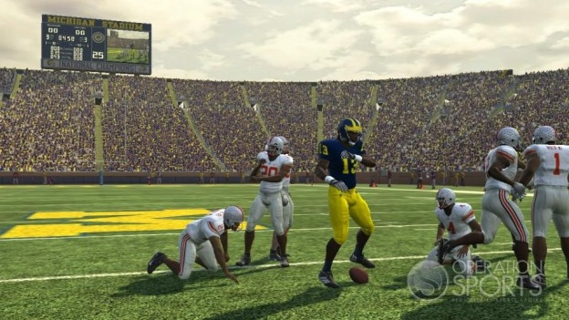 NCAA Football 09 Screenshot #1165 for Xbox 360