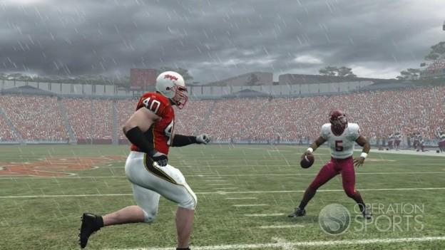 NCAA Football 09 Screenshot #1166 for Xbox 360