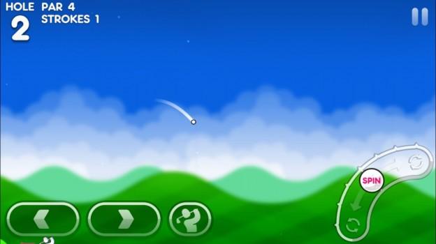Super Stickman Golf 3 Screenshot #3 for iOS