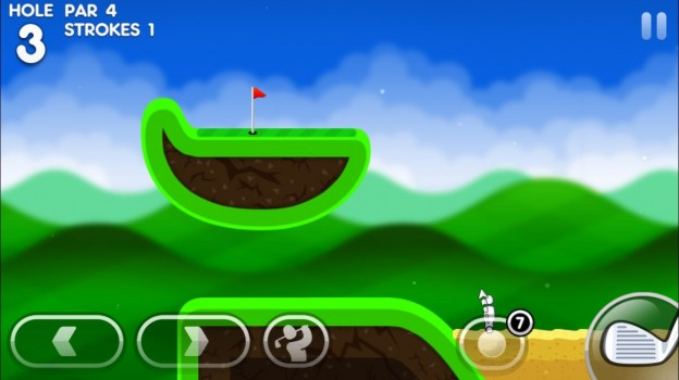 Super Stickman Golf 3 Screenshot #5 for iOS