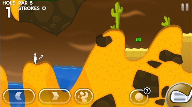 Super Stickman Golf 3 Screenshot #6 for iOS