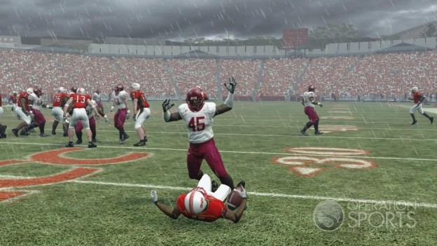 NCAA Football 09 Screenshot #1168 for Xbox 360
