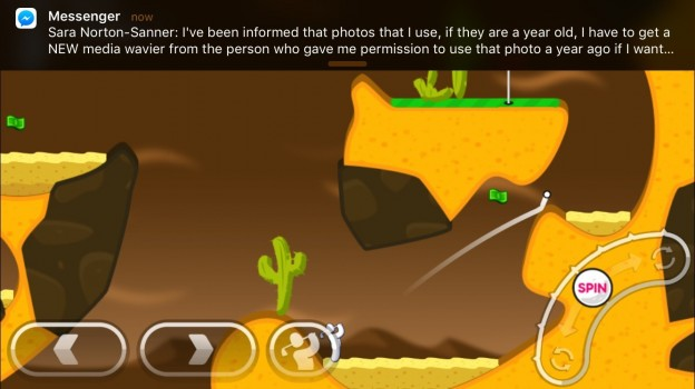 Super Stickman Golf 3 Screenshot #7 for iOS