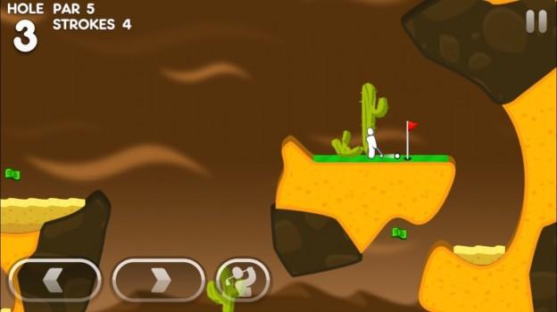 Super Stickman Golf 3 Screenshot #8 for iOS