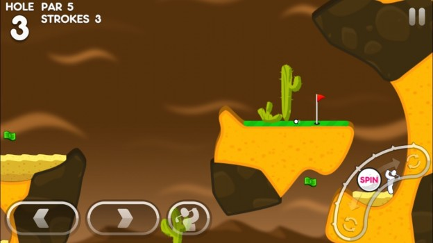 Super Stickman Golf 3 Screenshot #9 for iOS