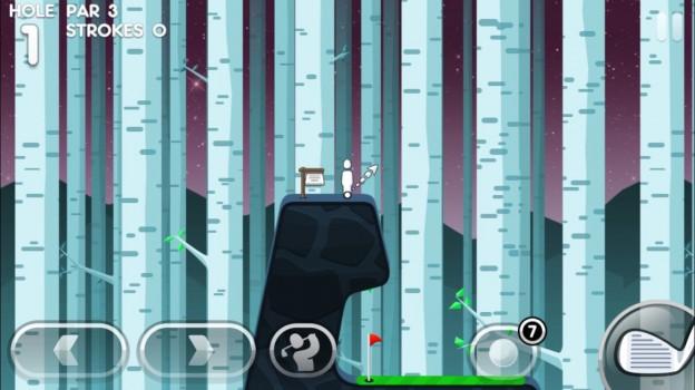 Super Stickman Golf 3 Screenshot #10 for iOS