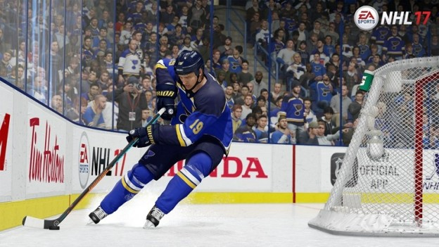 NHL 17 Screenshot #40 for Xbox One