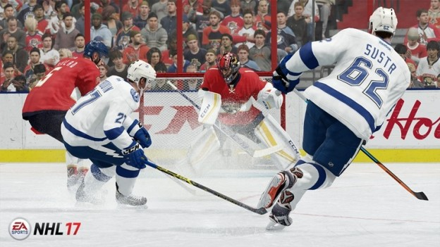 NHL 17 Screenshot #41 for Xbox One