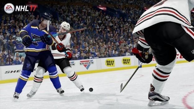 NHL 17 Screenshot #43 for Xbox One