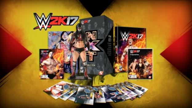 WWE 2K17 Screenshot #9 for PS4