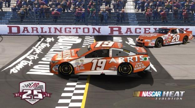 NASCAR Heat Evolution Screenshot #7 for PS4