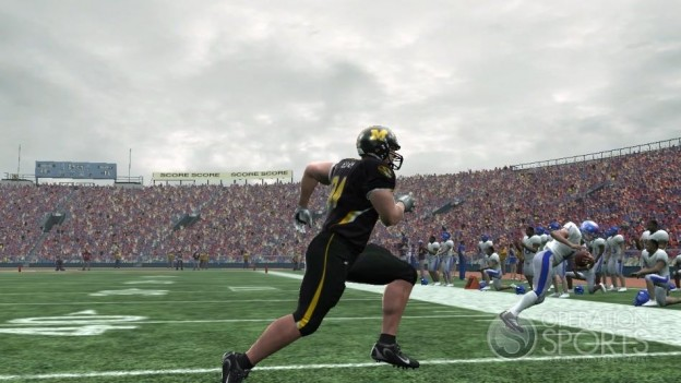NCAA Football 09 Screenshot #1170 for Xbox 360