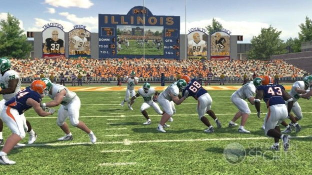 NCAA Football 09 Screenshot #1171 for Xbox 360