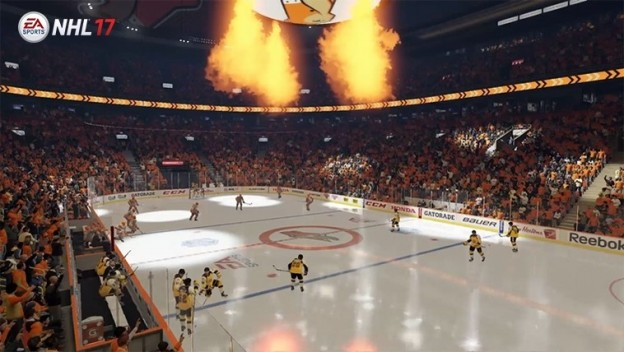 NHL 17 Screenshot #77 for PS4