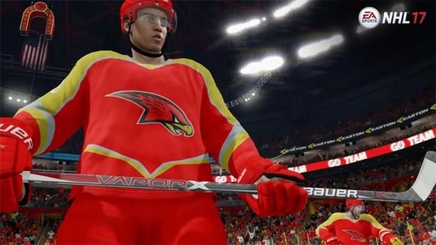 NHL 17 Screenshot #47 for Xbox One