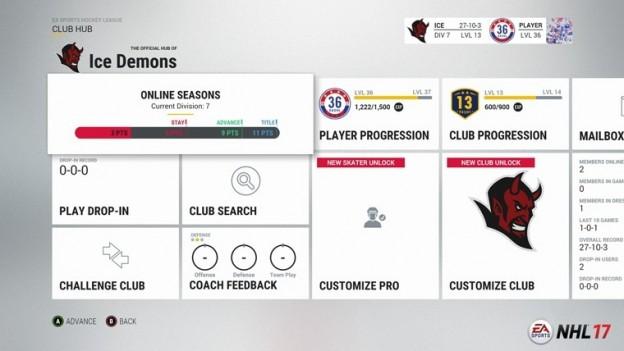 NHL 17 Screenshot #48 for Xbox One