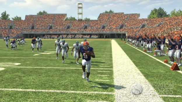 NCAA Football 09 Screenshot #1172 for Xbox 360