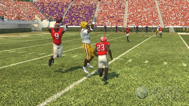 NCAA Football 09 Screenshot #1173 for Xbox 360