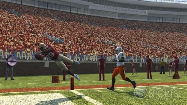 NCAA Football 09 Screenshot #1174 for Xbox 360