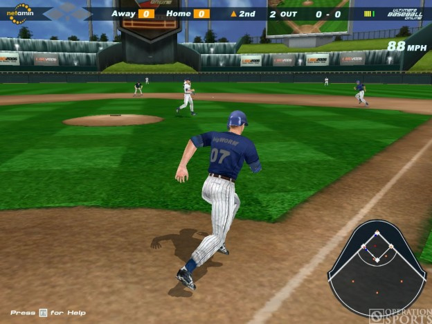 Ultimate Baseball Online Screenshot #1 for PC