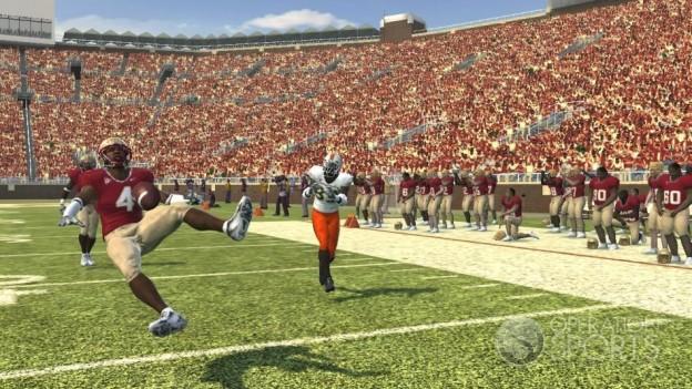 NCAA Football 09 Screenshot #1175 for Xbox 360