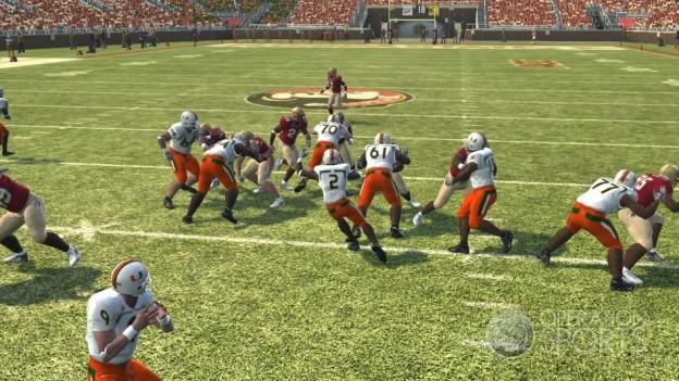 NCAA Football 09 Screenshot #1177 for Xbox 360