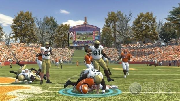 NCAA Football 09 Screenshot #1178 for Xbox 360