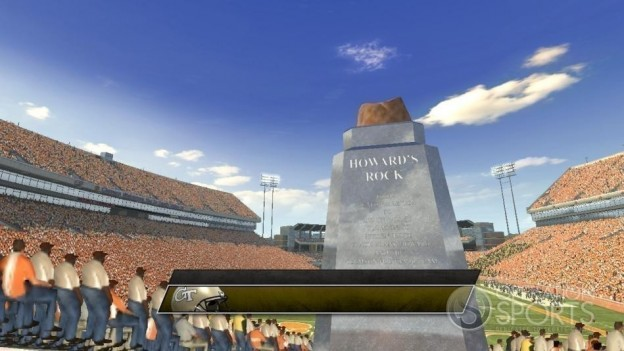 NCAA Football 09 Screenshot #1179 for Xbox 360