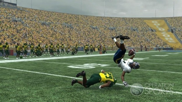 NCAA Football 09 Screenshot #1181 for Xbox 360