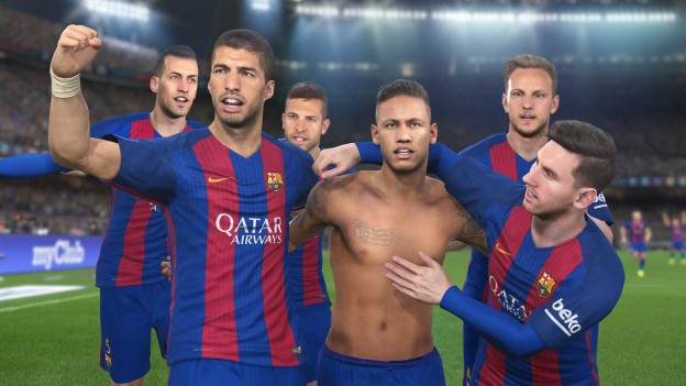 PES 2017 Screenshot #42 for PS4