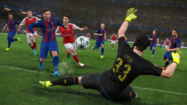 PES 2017 Screenshot #46 for PS4