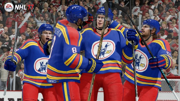 NHL 17 Screenshot #83 for PS4