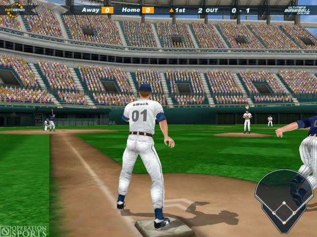 Ultimate Baseball Online Screenshot #2 for PC