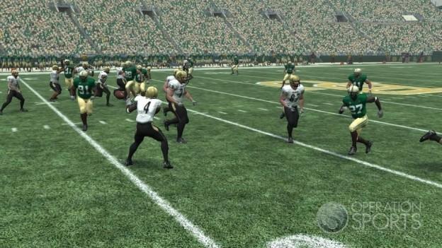 NCAA Football 09 Screenshot #1185 for Xbox 360