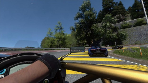 Driveclub VR Screenshot #1 for PS4