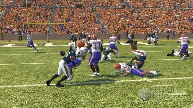 NCAA Football 09 Screenshot #1187 for Xbox 360