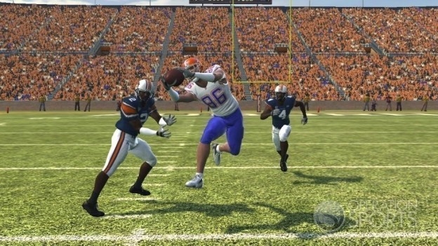 NCAA Football 09 Screenshot #1189 for Xbox 360