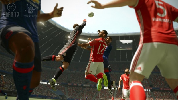 FIFA 17 Screenshot #37 for Xbox One