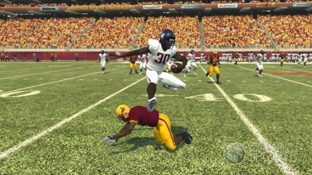 NCAA Football 09 Screenshot #1191 for Xbox 360